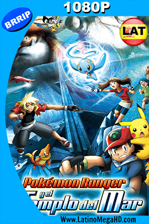 Pokemon 9: Pokémon Ranger y el Templo del Mar (2006) Latino HD 1080P ()