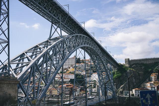 ドン・ルイス1世橋(Ponte Dom Luís I)