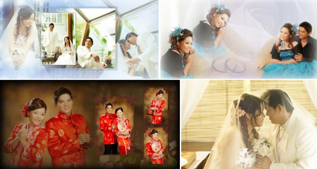 actual wedding photos from real customer