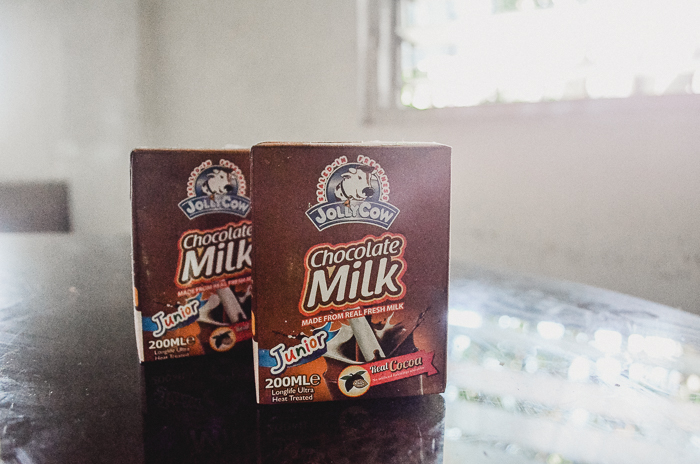 Jolly Cow Chocolate Milk