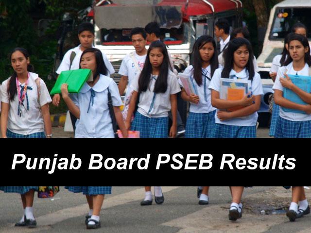 Punjab Board Results 2018 PSEB Result Declared @ pseb.ac.in