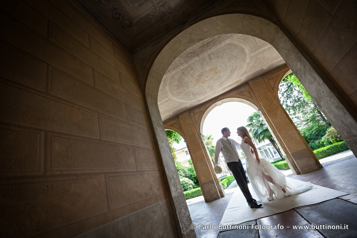 Fotografo Matrimonio, Villa Giavazzi
