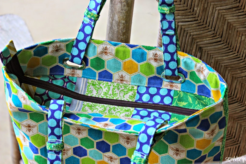 Emmaline Bags: Sewing Patterns and Purse Supplies: The Totes Ma Tote ...