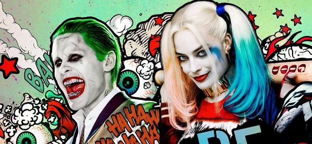 Legion Samobójców Joker&Harley Quuin