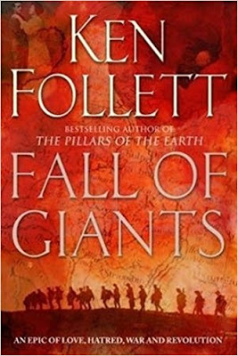 Fall of Giants by Ken Follett (Book cover)