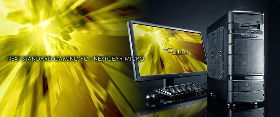 NEXTGEAR-MICRO im540GA5-CL-W7