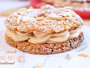 Le Paris-Brest traditionnel individuel