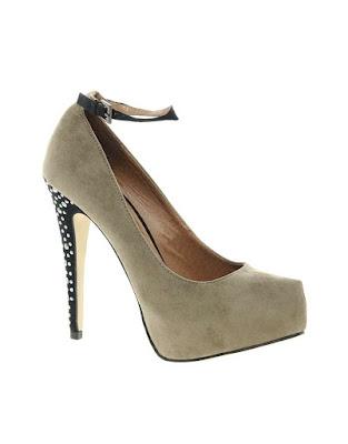 Zapatos para damas de noche