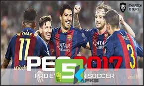 Pro Evolution Soccer / PES 2017 APK - Free Download Game For Android