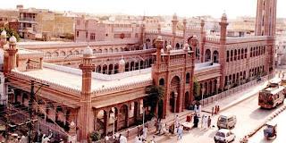 Masjid Sunehri, Lahore
