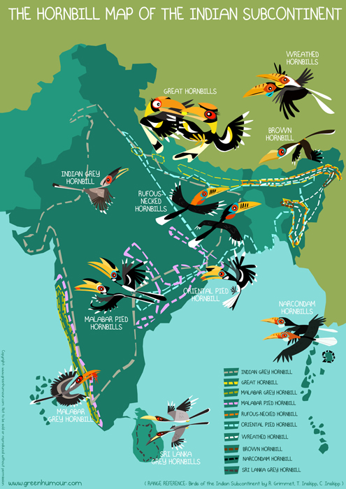 Green Humour: The Hornbill Map of the Indian Subcontinent on show indian flag, live indian map, sketch indian map, search indian map, great indian map, open indian map, good indian map,