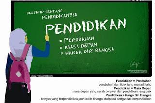 potret pendidikan, artikel pendidikan, pendidikan indonesia