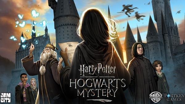 Harry Potter: Hogwarts Mystery v1.6.0 Apk Mod [Money]