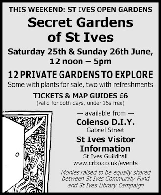 Secret Gardens of St Ives