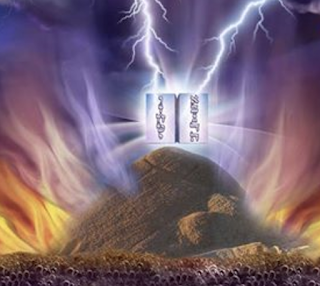 Estudio Biblia Exodo 20 1 17 Los Diez Mandamientos