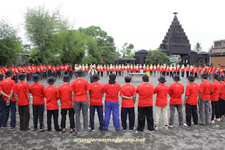 outbound Magelang Kampung ulu