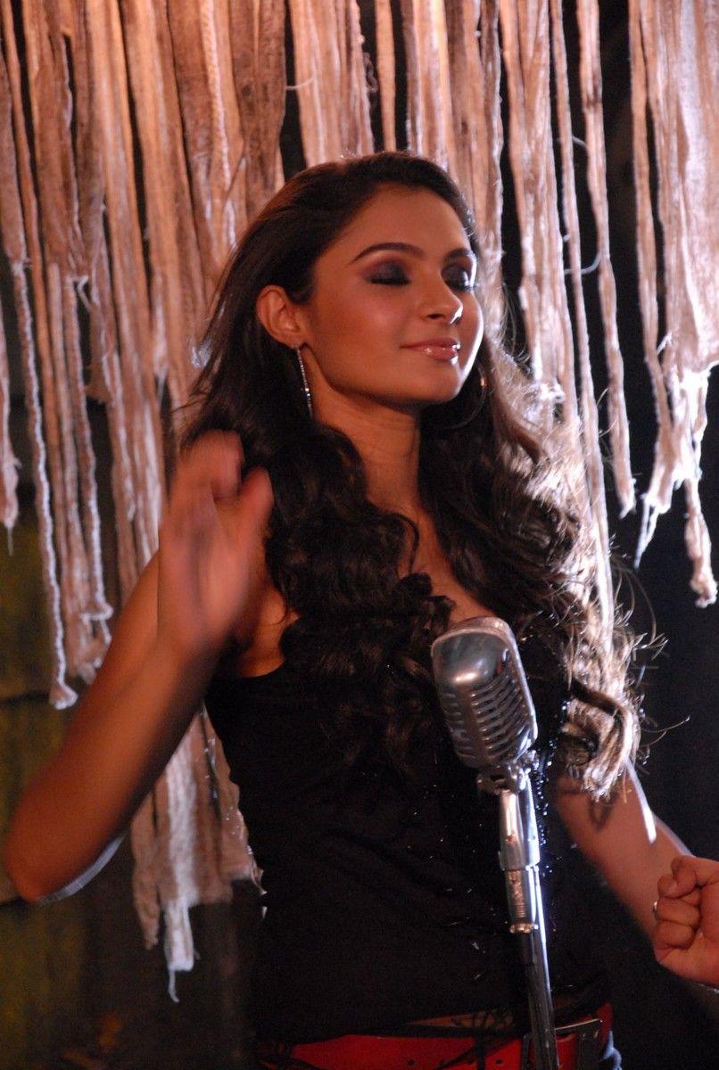 Actress AndreaJermia Latest HD Photos