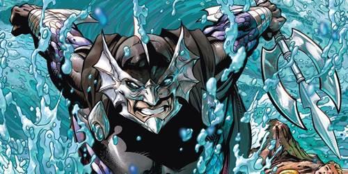 asal usul ocean master musuh aquaman dc
