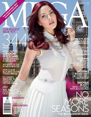 KC Concepcion MEGA September 2012