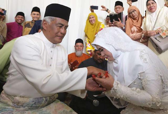 Tahniah! Datuk Jalaluddin Hassan Kini Telah Berpunya