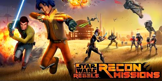 Star Wars Rebels: Recon Mission Android descargar gratis Google Play