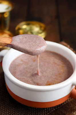 ragi increase lactation