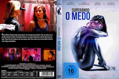 Filme Superando o Medo (Rupture) DVD Capa