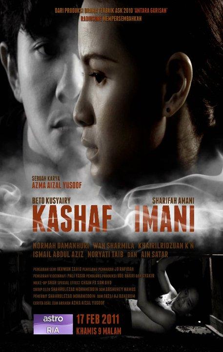 Review Drama Kashaf Imani