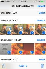 how to delete photos from your phone from icould