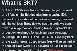 What is BetKing? The casino with the EOS platform that successfully made Kaya members suddenly