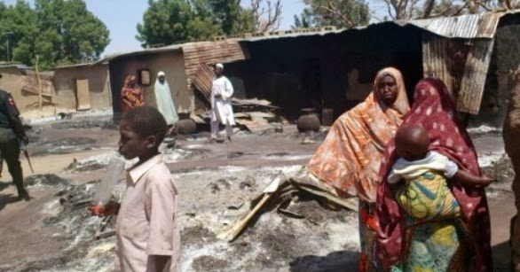 boko haram overnight attack madagali