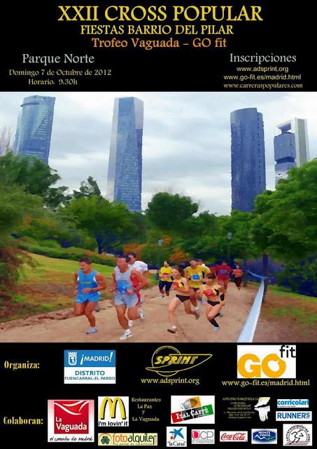 Fiestas del Barrio del Pilar. Del 5 al 14 de octubre de 2012