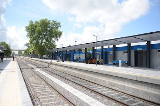 En Diciembre volvería el tren a Villa Elisa y City Bell