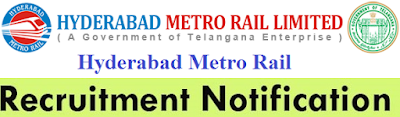 Hyderabad Metro Rail Recruitment 2017 Eligibility & Apply onlin Apply Online