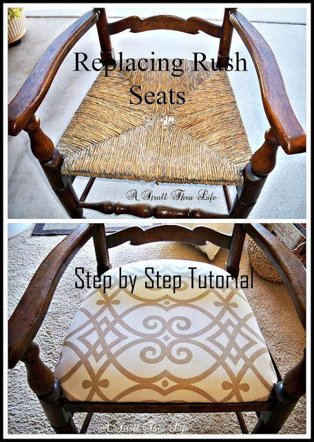 Replacing Rush Seats - Step by Step Tutorial