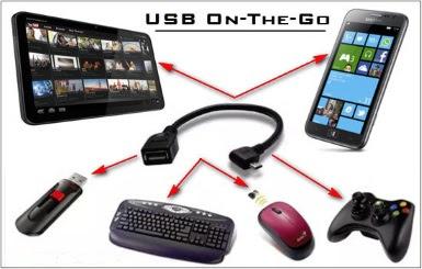 ما هو كابل USB OTG وما استخداماته وهل يدعم هاتفي الاندرويد