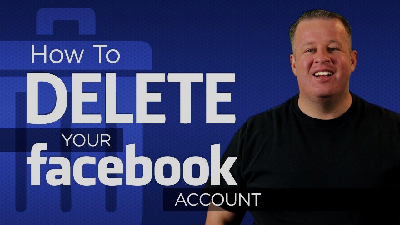 Làm cách nào để xóa bỏ 1 tài khoản Facebook vĩnh viễn