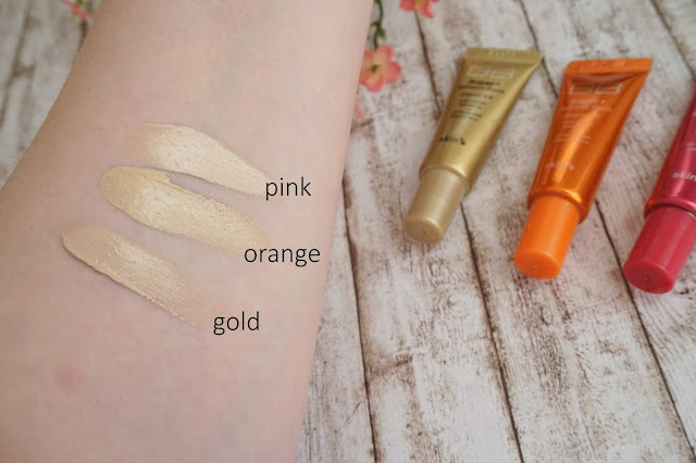 Review skin79 - Super+ BB Cream pink/orange/gold