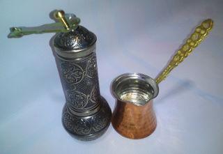 Pengalaman beli belanja cezve ibrik dan degirmeni grinder kopi tradisional melalui Ebay dari Turki dengan pembayaran PayPal