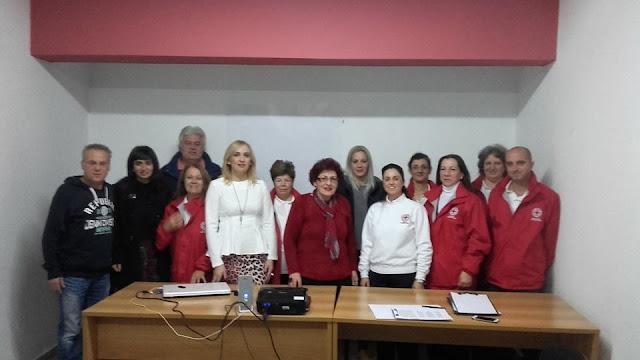 """Με επιτυχία η εκδήλωση του Κέντρου Πρόληψης """"Αριάδνη"""" με αφορμή την Παγκόσμια Ημέρα του Εθελοντισμού"""