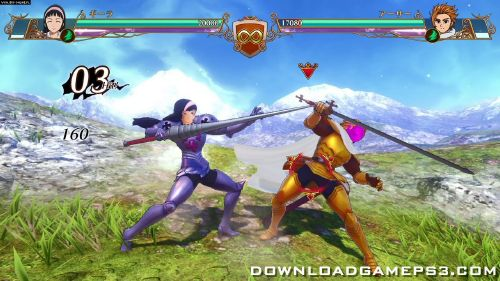 The Seven Deadly Sins Knights of Britannia - Download game