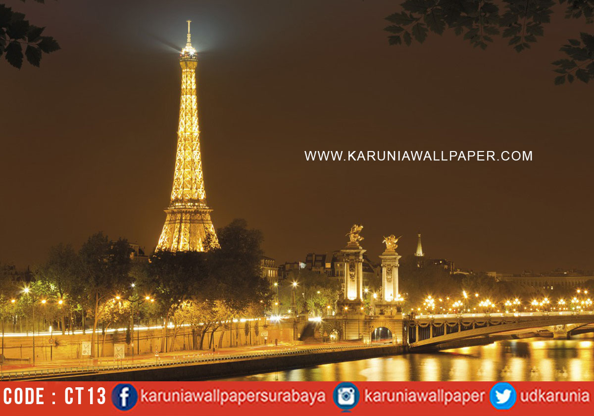 jual wallpaper dinding paris photowall