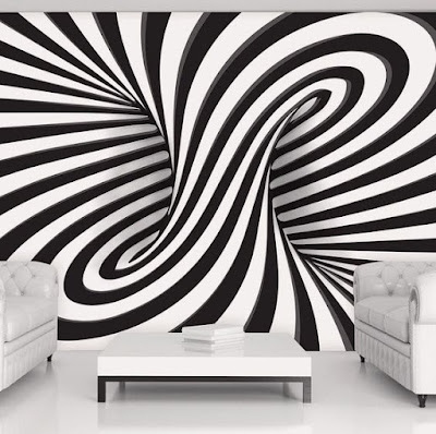 3D mural wallpaper images for walls in living rooms