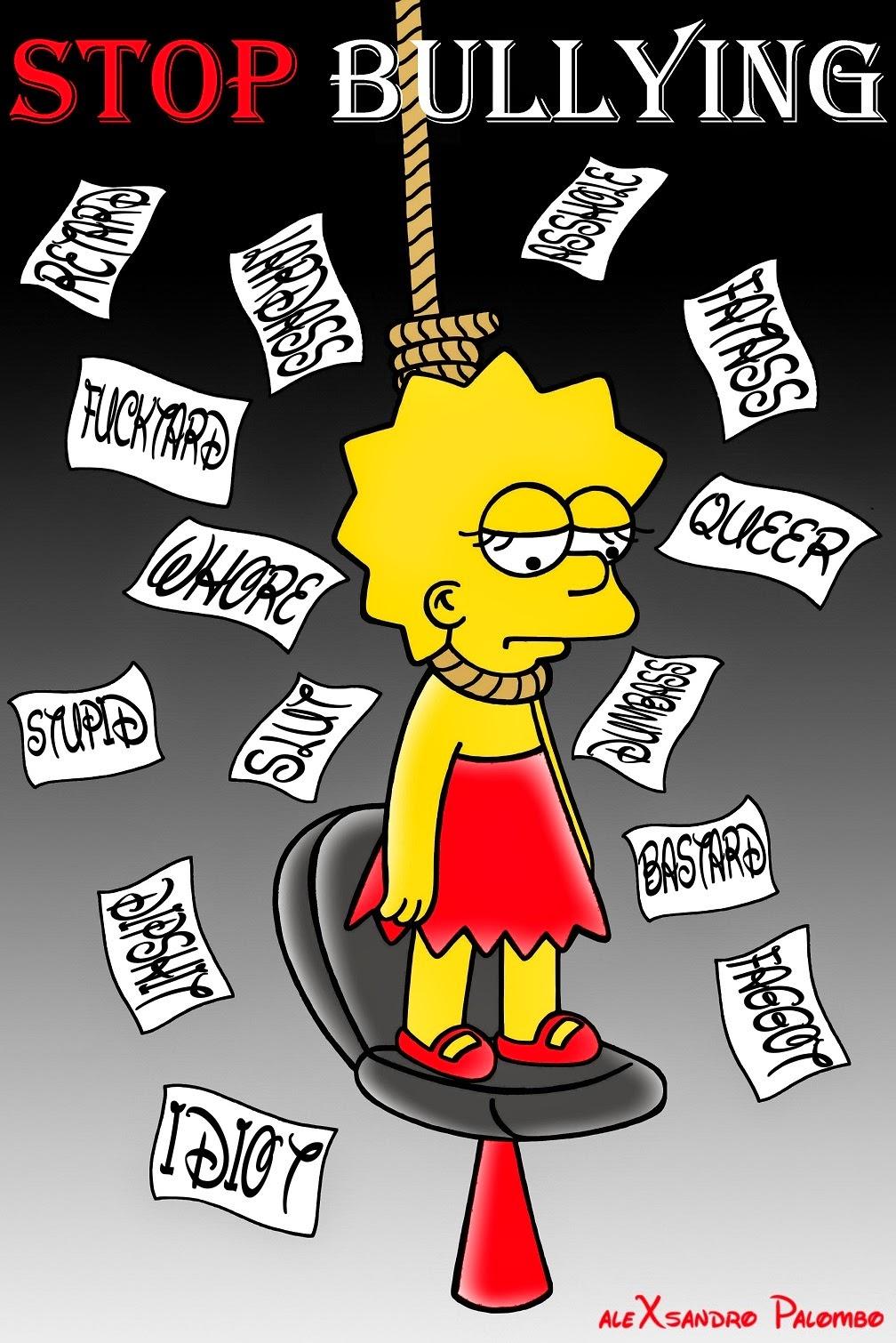 Cartoon anti bullying