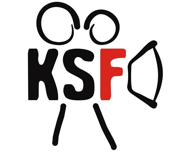 Logo Krakowskiej Szkoły Filmowej