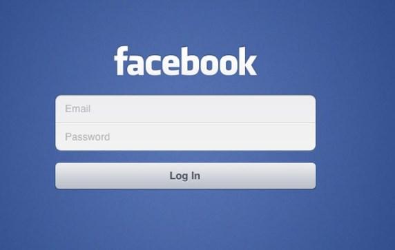 facebook please login to continue