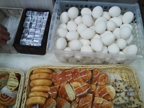 バイキングコーナー(ゆで卵) シャポーブランメイチカ店
