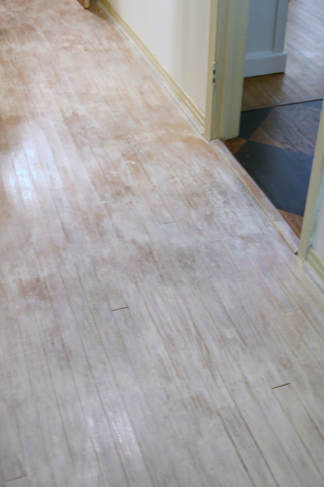 Floors Limed Washed With Chalk Paint 174 Lady Butterbug