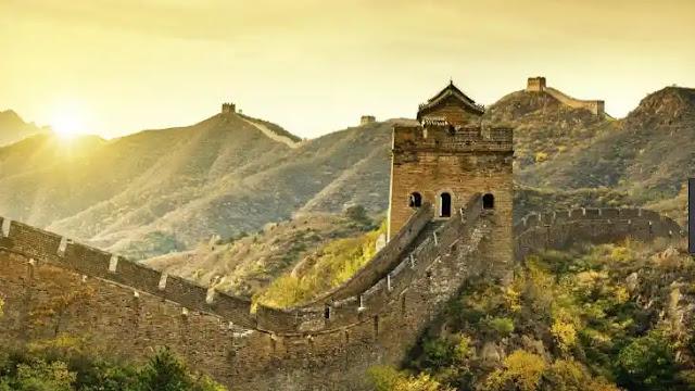 سور الصين العظيم بكين  Great Wall of China