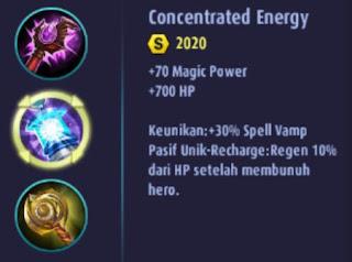 Build Gear Item Aurora Mobile Legend Terbaik Untuk Menang Ranked